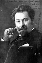 Emile Jaques-Dalcroze (1865 – 1950)